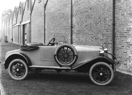 1920 ABC Regent Two Seater