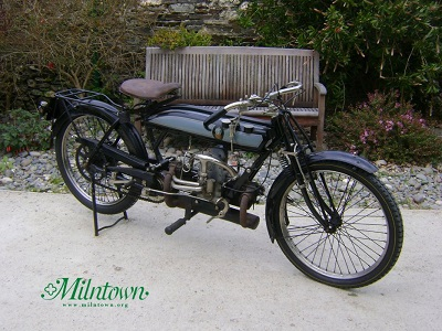 The ABC 500cc at Milntown Trust